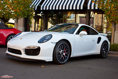 Porsche 911 Turbo (Greg @ Lyle Pearson Auto Show) Tags: porsche 911 turbo oktoberfast carshow silversage pca