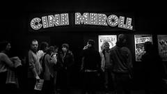 Overall satisfaction (Tur3ine) Tags: meroll x20 fujix20 fuji fujifilm bw nb cine cinema expo exposition
