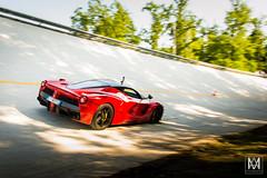 Ferrari LaFerrari (*AM*Photography) Tags: auto red car italian automotive ferrari exotic tribute rare supercar monza millemiglia sopraelevata hypercar worldcars laferrari