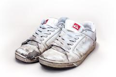 Old boots (Tomas.Kral) Tags: studio diy shoes product strobe quiksilver strobes speedlite strobist yongnuo yn560ii
