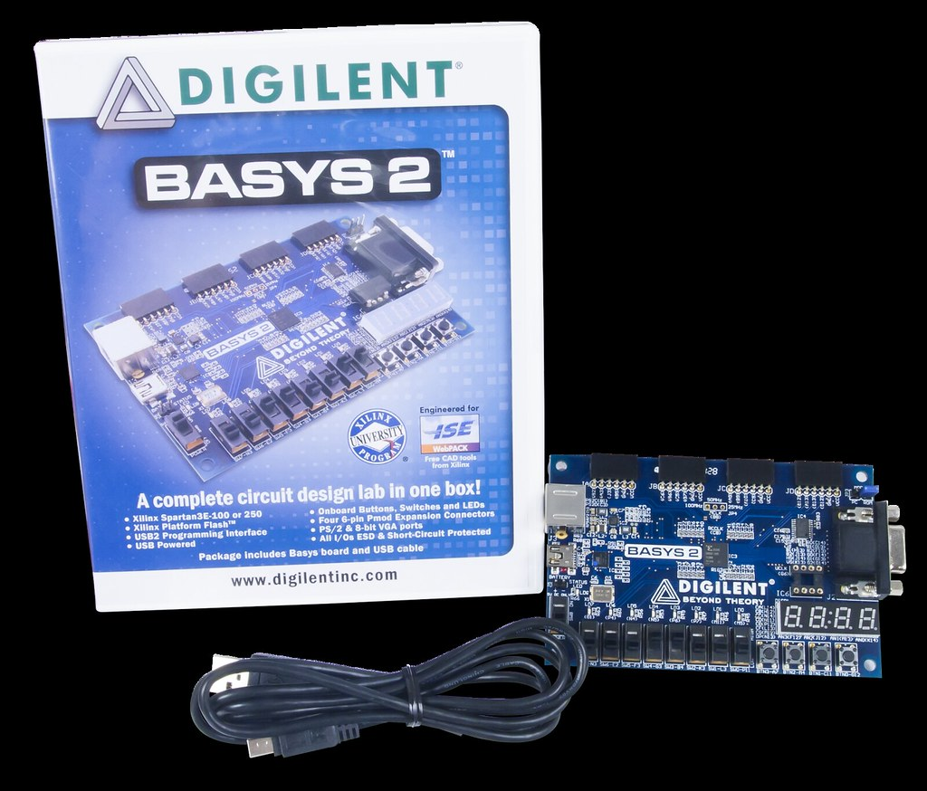 The Worlds Best Photos Of Usb And Xilinx Flickr Hive Mind Digilent Jtag Cable Schematic Basys 2 Spartan 3e Fpga Trainer Board Inc Tags