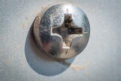 Screw it (Jan Moons) Tags: macro screw nikon nikkor reverselens d600 2880 3556 nikond600