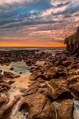Quirilluca (Matias Pavez Peillard) Tags: ocean chile sunset sea sky sun seascape sol clouds landscape atardecer mar paisaje explore nubes oceano oceanscape puchuncav quirilluca