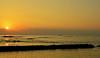 """The Inaccessible Serenity of the Sky"" (jcc55883) Tags: ocean sunset sky hawaii nikon waikiki oahu horizon pacificocean honolulu vog nikond3200 yabbadabbadoo d3200 kuhiobeachpark"