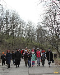 12. An excursion in Sviatohorsk Lavra / Экскурсия в Лавру