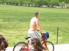 IMG_0440 (FOTOSinDC) Tags: shirtless man tattoo ink muscle chest handsome biker shorts