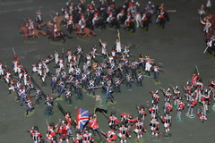 Silloth model soldiers museum. (boneytongue) Tags: museum toy model soldiers silloth