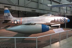 49-0696 National Museum of the USAF Wright-Patterson AFB 30 November 2015 (ACW367) Tags: lockheed usaf shootingstar wrightpattersonafb f80c nationalmuseumoftheusaf 490696