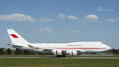 A9C-HAK Bahrain Amiri Flight Boeing 747-4F6 - cn 28961 (thule100) Tags: hamburg ham eddh frankkrause bahrainamiriflight boeing7474f6 a9chak cn28961