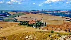 Toscana, Crete Senesi (gerard eder) Tags: world travel italien italy europa europe italia tuscany crete toscana reise toskana senesi
