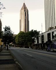 Bank of America Tower (micro.burst) Tags: atlanta urban georgia midtown bankofamericatower pentaxk3 camerautility5