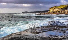 La Perouse Splash, Sydney (casa nayafana) Tags: seascape nature landscape la rocks sydney australia bora perouse histore