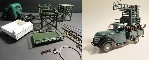 Telescoping Platform Truck Buildup