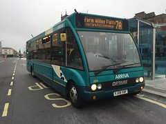 ANE 2826 (Si Smart) Tags: bus solo arriva optare 2826 yj08xbf