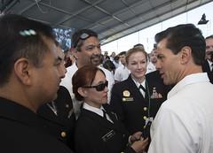 Sistema Nacional de Proteccin Civil. 06 de Mayo, 2016. (Mi foto con el Presidente MX) Tags: civil nacional campeche sistema proteccin estadodemxico 30aos enriquepeanieto epn