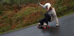 slide (paul_r_fitzgerald) Tags: ireland dublin mountain hill skating slide downhill longboard skateboard longboarding longboarder ticknock dublinlongboardcrew