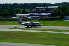 British Aerospace 146-100 (Lutz Blohm) Tags: britishaerospace146100 bernieecclestone businessjet formel1 airportspeyer flughafenspeyer fe70300goss sonyalpha7aii