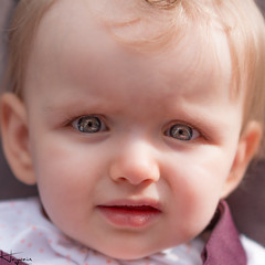 It's in the Eyes (Wayne Cappleman (Haywain Photography)) Tags: wayne cappleman haywain photography farnborough king george fifth v playing fields park baby portrait natural light frequency seperation