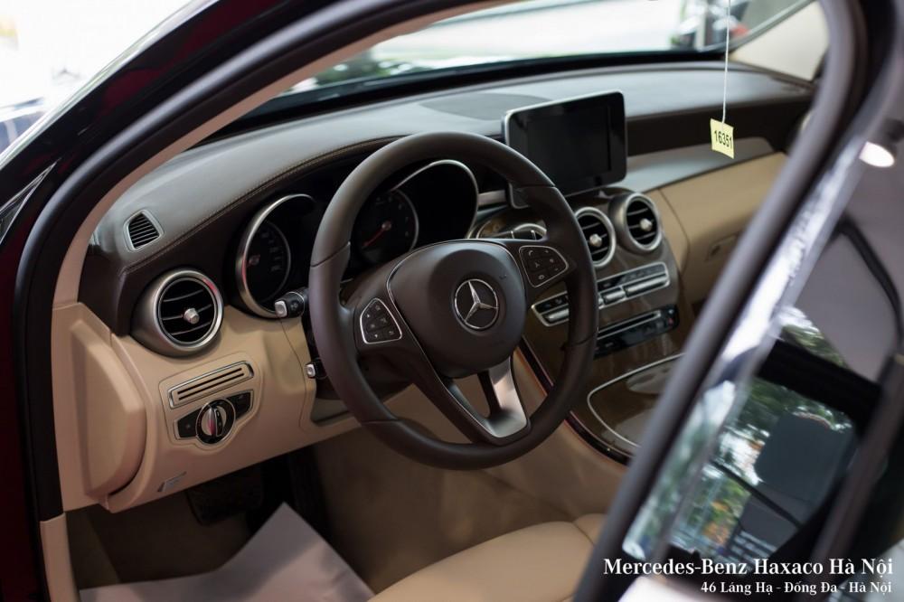 Tuần Lễ Vàng cho xe C250 Exclusive với nhiều ưu đãi lên đến 100 triệu đồng