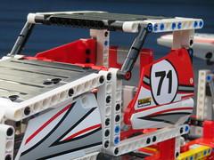 20160831-115955-Canon PowerShot SX710 HS-1470 (Four.Pets) Tags: lego racetruck 42000b