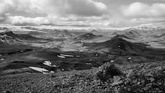 Southern Highlands, Iceland (wilhelmberg) Tags: island outdoor travel iceland fuji fujifilm xt1 reisen landschaft landscape blackandwhite