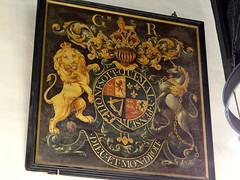 Kingston Lisle, Oxfordshire (Sheepdog Rex) Tags: royalarms stjohnthebaptistchurch kingstonlisle