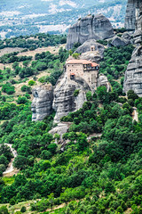 St Nicholas Monastery, Meteora. (christinadimitriadou) Tags: nature landscape meteora rocks mountain summer canon750d canonphotography greece travel beautifulearth