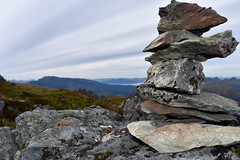 (aceuvclubs) Tags: zen art rocksculpture hiking alaska kodiak mountain barometermountain