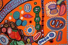 IMG_0991 (www.ilkkajukarainen.fi) Tags: wwwilkkajukarainencom colour vri bright kuviot kuvia painting modern fresh yayoikusama art exhibition museum helsinki muse museet museo nyttely vrit kirkkaat taide teos nyky suomi finland eu europa