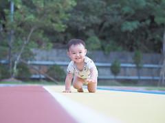 PA034144 (Feeder Wang) Tags: olympus omd em5 mzuiko digital 45mm f18 taiwan taipei     baby model   sport
