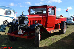 1933 Bedford WT reg JE 457 (City of Ely's first Fire Tender) (erfmike51) Tags: bedford rigid lorry