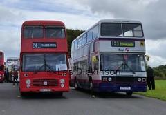 URF 677S, G755 XRE, PMT, P1050123 (LesD's pics) Tags: bus coach showbus2016 urf677s g755xre bristolvrt ecw leylandolympian pmt potteriesmotortraction
