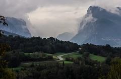 Road to nowhere (stendol [L.B.W.L.]) Tags: roadtonowhere road strada panorama montagna trentino adamello brenta