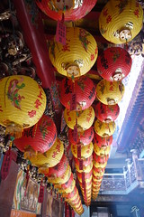 (Jia  ) Tags:         taiwan pingtung temple yellow red gf2 panasonic