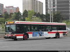 Toronto Transit Commission #7312 (vb5215's Transportation Gallery) Tags: new toronto flyer ttc 1999 transit commission d40lf