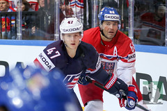 "IIHF WC15 BM Czech Republic vs. USA 17.05.2015 034.jpg • <a style=""font-size:0.8em;"" href=""http://www.flickr.com/photos/64442770@N03/17206860804/"" target=""_blank"">View on Flickr</a>"