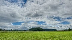 Staufberg (Anselm11) Tags: landscape wolken landschaft hdr stauffer staufberg