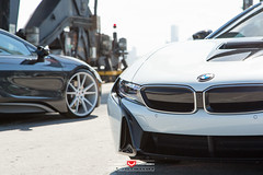 BMW i8 Duo - Vossen Forged Precision Series -  Vossen Wheels 2015 - 1077 (VossenWheels) Tags: bmw hybrid forged electriccar madeinusa i8 vossen portofmiami vps vossenwheels madeinmiami portmiami vossenforged bmwi8 vossenprecisionseries vossenbmw precisionseries vossenvps vosseni8