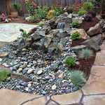 "Relaxing Water Feature by Greenhaven Landscapes <a style=""margin-left:10px; font-size:0.8em;"" href=""http://www.flickr.com/photos/117326093@N05/18325020111/"" target=""_blank"">@flickr</a>"