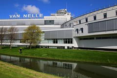 Van Nelle factory, Rotterdam, Netherlands (Unesco world heritage) (Frans.Sellies) Tags: netherlands architecture rotterdam nederland unesco worldheritage img5757