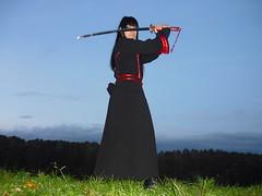 Yu Kanda (SixthIllusion) Tags: comics cosplay manga lucca kanda cosplayer yu katana exorcist dgrayman