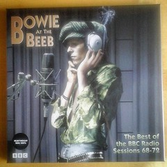 In the post today. #bowie #bbc #vinyl (jules hynam) Tags: bowie vinyl bbc uploaded:by=flickstagram instagram:venuename=bristol2cunitedkingdom instagram:venue=213267431 instagram:photo=119421696228293366632916970