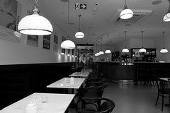IMG_4699a_jnowak64 (jnowak64) Tags: bw poland polska krakow cracow mik wiosna malopolska architektura kawiarnia wnetrze krakoff muzeumnarodowewkrakowie
