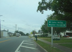Dundee, FL- FL 17 (jerseyman65) Tags: signs florida highways routes fl roads centralflorida sunshinestate centralfl guidesigns flstateroads flroutes flroads