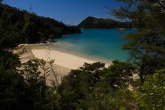 Abel Tasman Great Walk (samagnus) Tags: new sea beach golden bay walk great zealand nz abel tasman