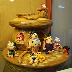 Marzipan Flintstones [Szentendre - 6 December 2015] (Doc. Ing.) Tags: square hungary marzipan hu flintstones szentendre 2015 theflintstones marzipanmuseum centralhungary
