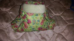 Homemade Cloth Diaper (Lyn Lomasi) Tags: baby infant diaper homemade cloth essentials adjustable reusable