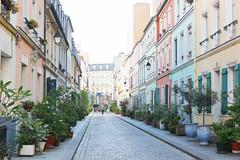 Petite merveille  Paris. (Anne-Christelle) Tags: paris paris12 ruecrmieux colors couleurs ville rue street maisons
