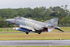 F-4E 01504 (Pieter van Polanen Photography) Tags: fairford riat haf f4 phantom 01504