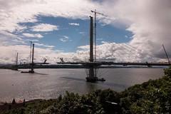 New Forth Crossing, July 2016 (21) (Bill Cumming) Tags: fife bridge queensferrycrossing forth